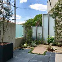 茨木の庭 グリーンプラスガーデン タマンサリ施工事例