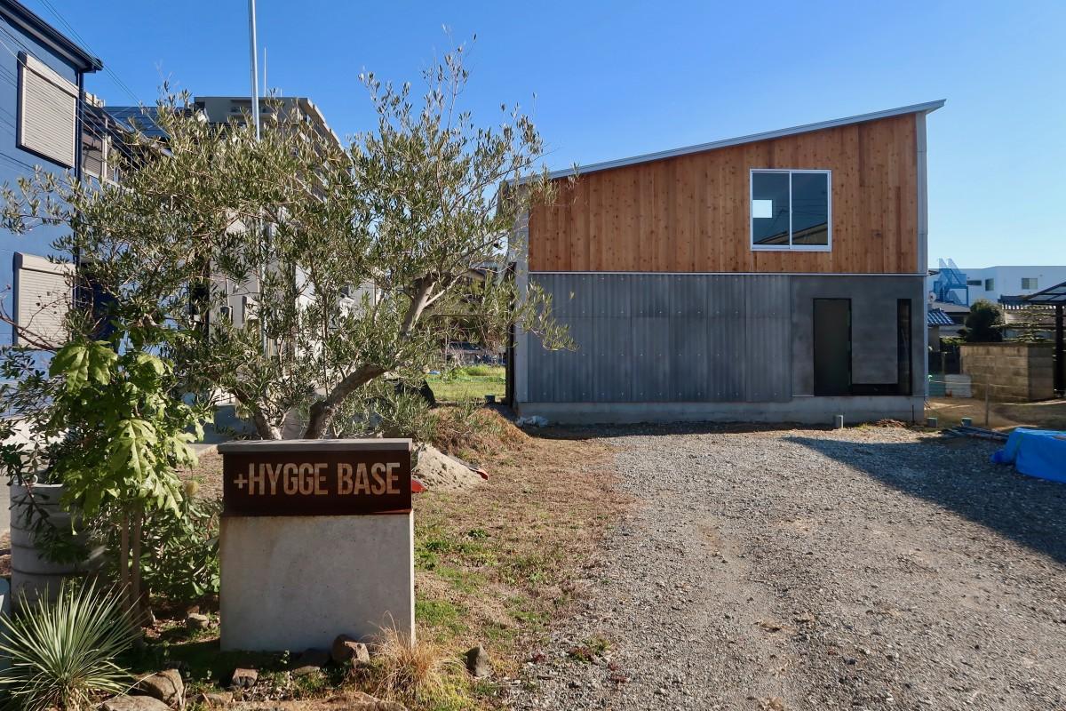 +HYGGE BASE   タマンサリの基地計画