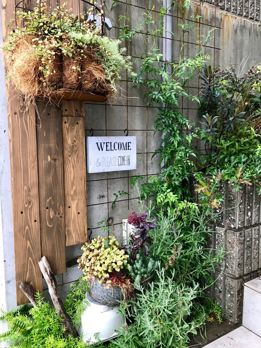 黒谷の庭|グリーンプラスガーデン タマンサリ施工事例