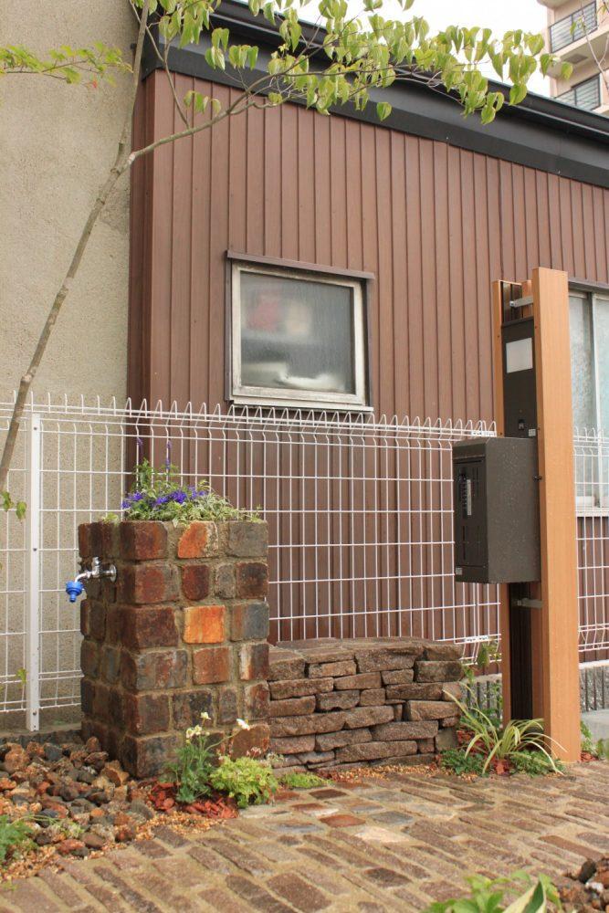 高殿・石畳の家|グリーンプラスガーデン タマンサリの施工事例
