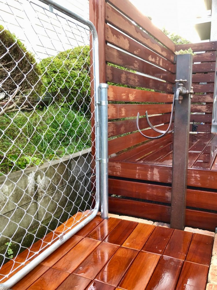 吹田・マンションの庭|グリーン+ガーデン タマンサリ施工事例