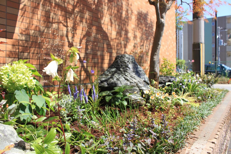 吹田の庭|グリーンプラスガーデン タマンサリの施工事例
