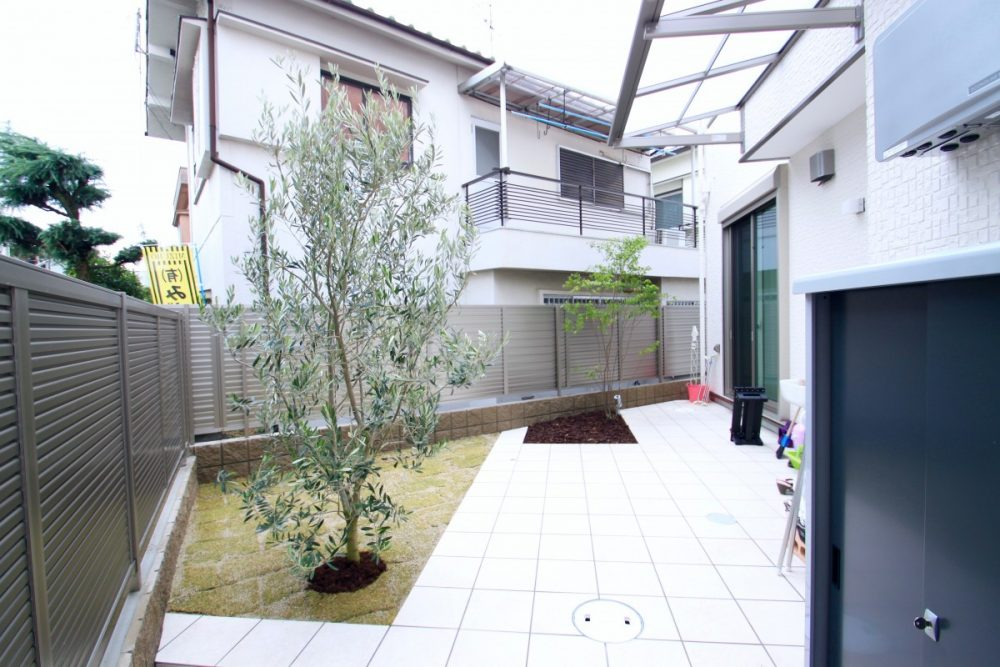 松原の庭|グリーンプラスガーデンタマンサリ施工事例