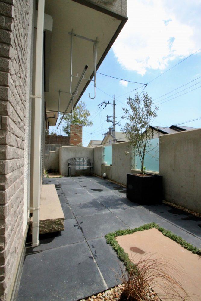 茨木の庭|グリーンプラスガーデン タマンサリ施工事例