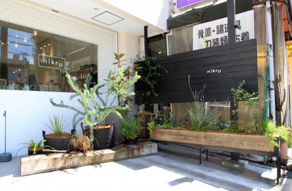 nikru|グリーンプラスガーデン タマンサリ施工事例